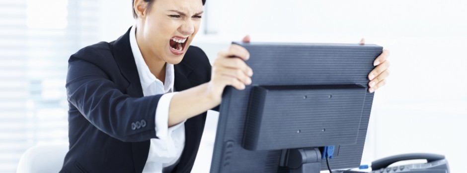 Computer Virus driving you crazy?